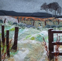 STITCHED TEXTILES AND PAINTINGS by PAT BEVERIDGE 20th-28th